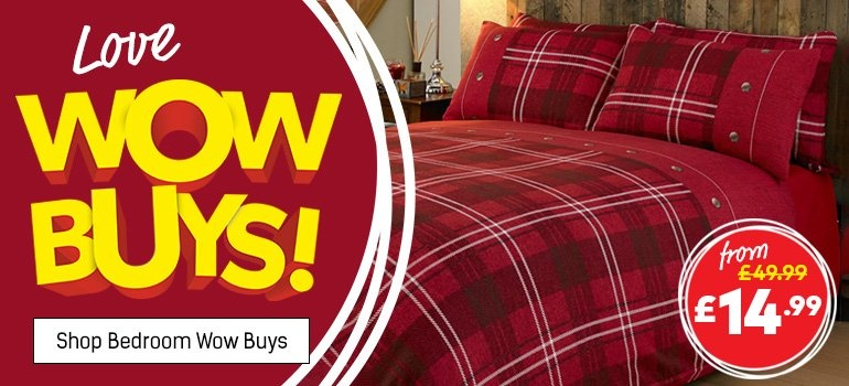 Love Wow Buys - Shop Bedroom Wow Buys