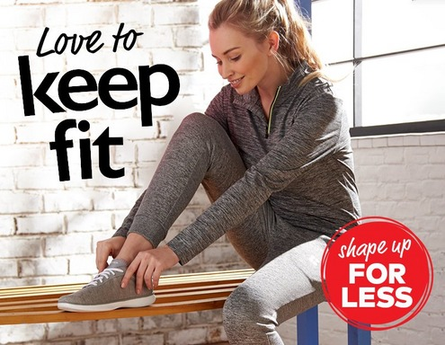 Love To Keep Fit - Shop Sports & Leisure