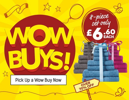 Wow Buys - Shop All Deals
