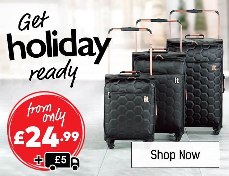 Get Holiday Ready - Shop All Sports & Leisure