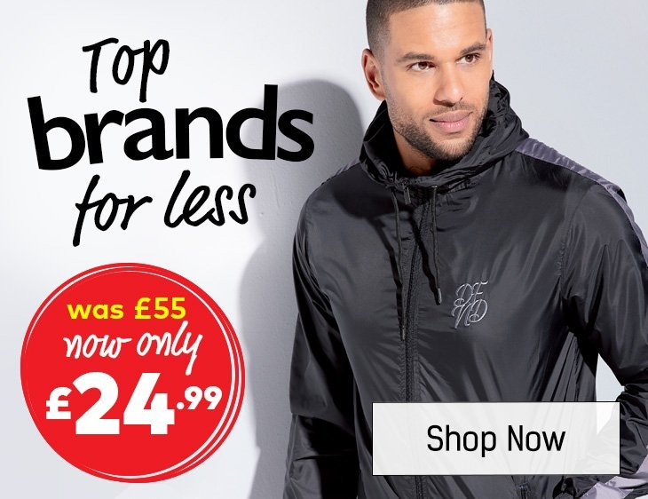 Top Brands For Less - Shop All Mens