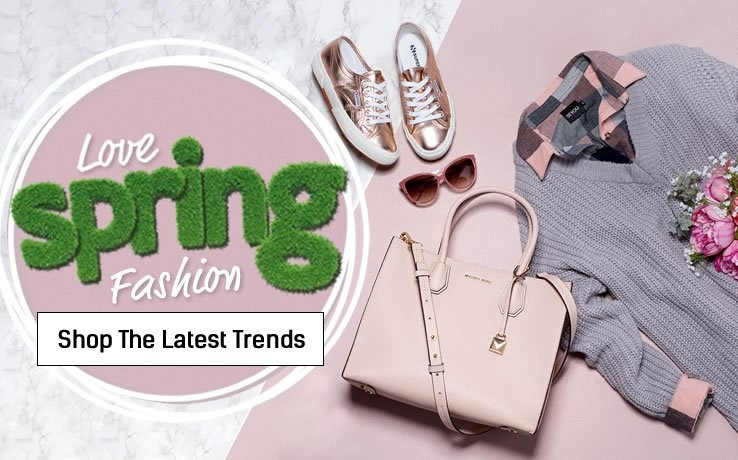 Shop The Latest Trends