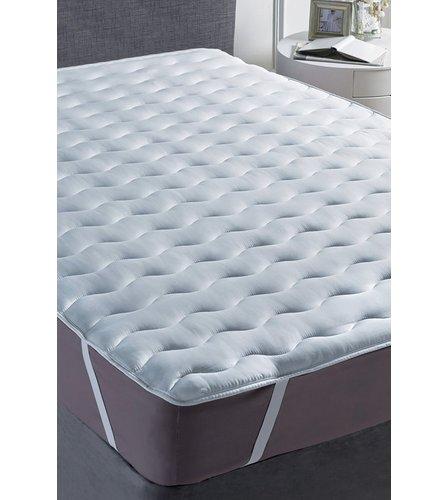silentnight hollowfibre mattress topper studio. Black Bedroom Furniture Sets. Home Design Ideas