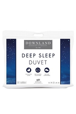 Downland Deep Sleep 15 Tog Duvet