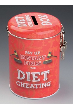 Instant Fines 'Pay Up' Tins - Diet ...