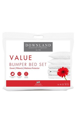 Downland Bumper Bed Set - 15 Tog