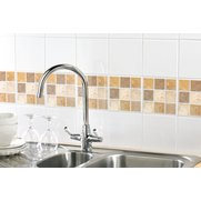 30 Self-Adhesive Stone-Effect Tile ...