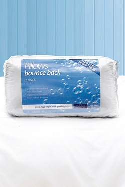 Downland Pack Of 4 Bounce Back Pill...