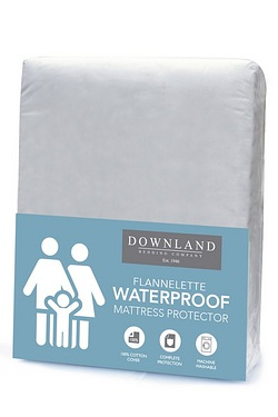 Downland Waterproof Mattress Protector