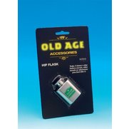 Old Age Hip Flask