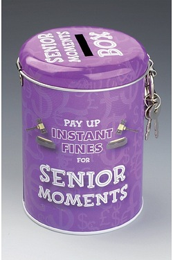Instant Fines 'Pay Up' Tin - Senior...