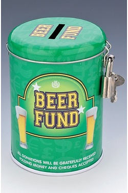 Fund Tin - Beer Fund