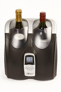 Hostess Twin Wine Bottle Cooler