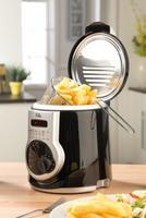 Compare prices for 0.9L Compact Deep Fat Fryer
