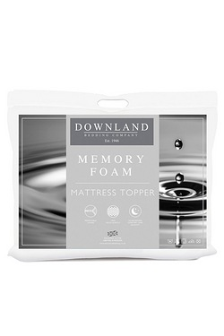 Downland Memory Foam Mattress Topper