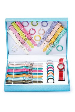 Kids Interchangeable Watch Set