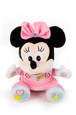 Disney Minnie Talking Plush