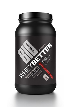 Bio-Synergy Whey Better Strawberry