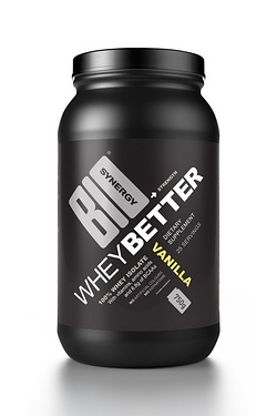 Bio-Synergy Whey Better Vanilla