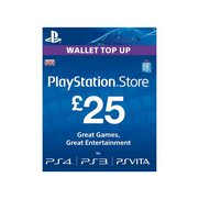 PlayStation £25 Network Card