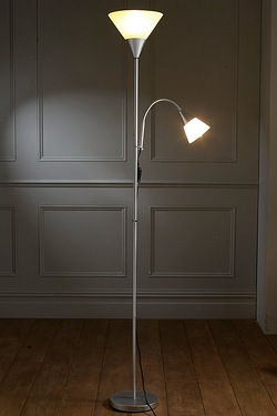 Mother And Child Floor Lamp