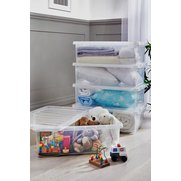 Wham Set Of 5 Underbed Storage Boxe...