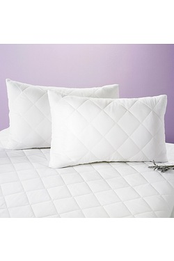 Studio Home Quilted Mattress Protector