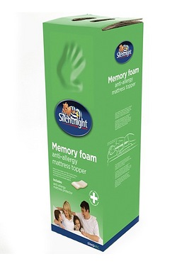 Silentnight Memory Foam Anti-Allerg...
