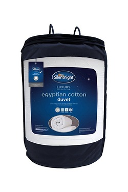 Silentnight Egyptian Cotton Duvet -...