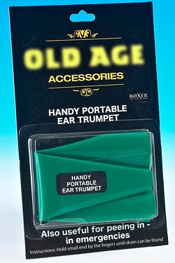 Old Age Ear Trumpet