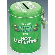 Fines Tin - Not Listening