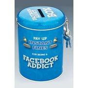 Fines Tin - Facebook Addict