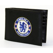 Chelsea - Embroidered Crest Wallet