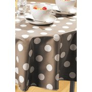 Circular Wipe Clean Table Cover