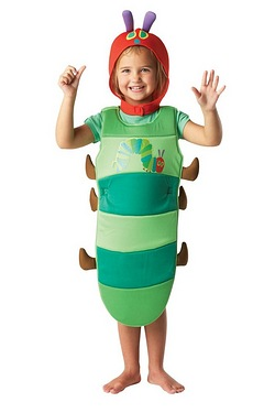 Very Hungry Caterpillar Dress Up - Small