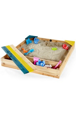 Plum Play Store-It Wooden Sandpit