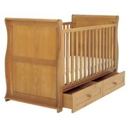 East Coast - Langham Sleigh Cot Bed...