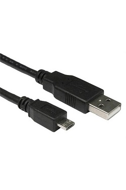USB 2.0 A To Micro B Cable - 1.8M