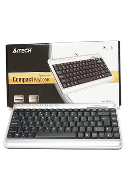 A4 Tech Mini/Compact USB Keyboard