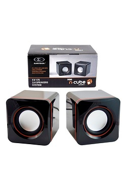 Mini USB Powered 2.0 Speakers