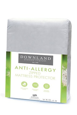 Downland Anti Allergy Zip Mattress ...