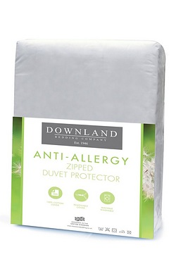 Downland Anti Allergy Zip Duvet Pro...