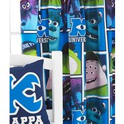 Monsters Inc. University Curtains