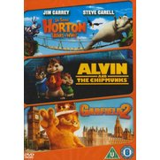 Horton Hears A Who!/Alvin And The C...