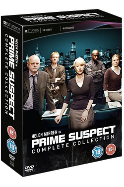 Prime Suspect Complete DVD Collection