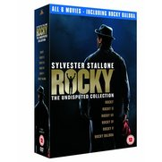 Rocky - The Complete Saga (6 Disc)