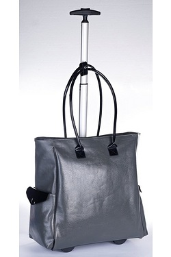 Ladies Expandable Trolley Bag