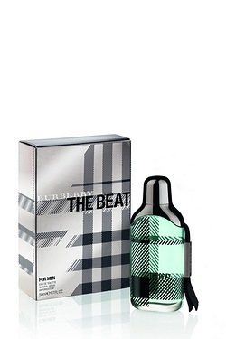 Mens Burberry The Beat 50ml EDT