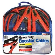 Booster Cables - 2.5m HD 400 Amp fo...
