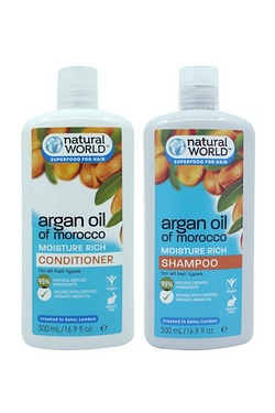 Argan Oil Of Morocco Shampoo and Co...